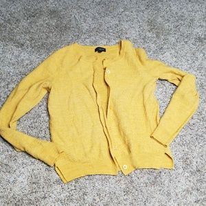 Mustard The Limited Cardigan